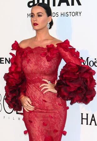 Red carpet arrivals for the amfAR fundraiser event at Hotel Du Cap Eden Roc Featuring: Katy Perry Where: Cap D Antibes, France When: 19 May 2016 Credit: WENN.com