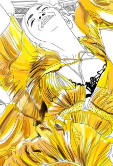 This Lemonade-Inspired Coloring Book is the Ultimate Form of Therapy