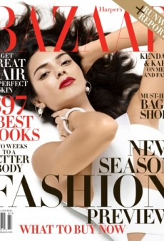 Kendall Jenner's New Harper's Bazaar Cover by Karl Lagerfeld Reminds Us of THAT Instagram (Forum Buzz)