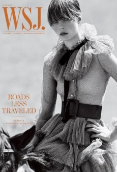 Anna Ewers and Edie Campbell Travel to Kenya for WSJ Magazine's Sublime June Covers (Forum Buzz)