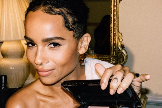 Zoe Kravitz Is YSL Beauty's Newest Muse! Here's How to Get Her Met Gala Makeup Look