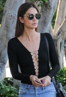 Bodysuits Are the Latest Celebrity Fashion Obsession