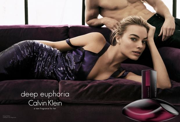 Calvin Klein 'Deep Euphoria' Fragrance : Margot Robbie by Craig McDean