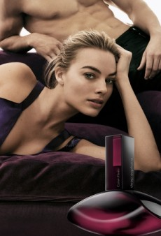 Margot Robbie Stuns in Calvin Klein's Deep Euphoria Fragrance Campaign (Forum Buzz)