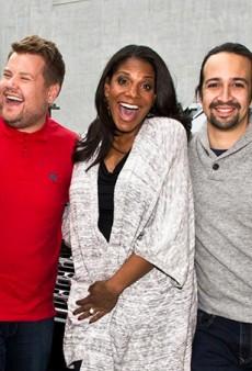 This Hamilton-Themed Carpool Karaoke Deserves a Tony Award