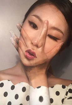 This Korean Makeup Artist's Surreal Creations Are Better Than Photoshop