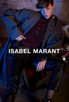 Edie Campbell Is Miscast as the New Face of Isabel Marant (Forum Buzz)