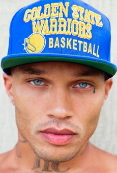He's Back! Hot Felon Jeremy Meeks Shares His First Official Modeling Photo