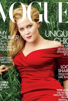 Amy Schumer Makes Her Debut on Vogue's July Cover (Forum Buzz)