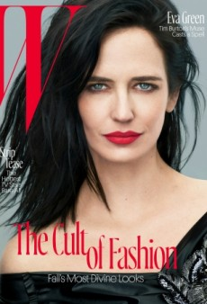 Eva Green Is a Welcome Sight on W Magazine's August Cover (Forum Buzz)