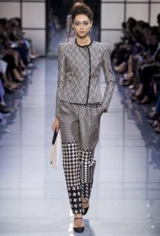 Armani Privé Haute Couture Fall 2016 Runway