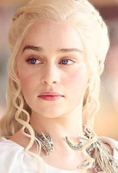 For Only $2,730 You Can Own Khaleesi's Iconic Dragon Neckpiece