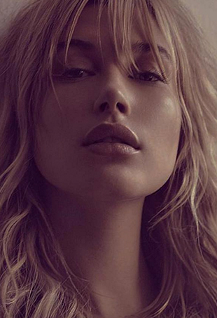 Model Hailey Baldwin, face of Guess and Tommy Hilfiger, just released a line of leather accessories with Australian luxury label The Daily Edited.