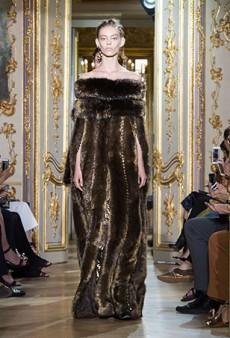 J. Mendel Haute Couture Fall 2016 Runway