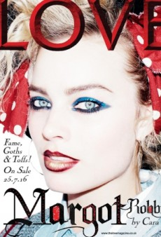 'Suicide Squad' Stars Margot Robbie and Cara Delevingne Cover Love Magazine's Fall 2016 Issue (Forum Buzz)