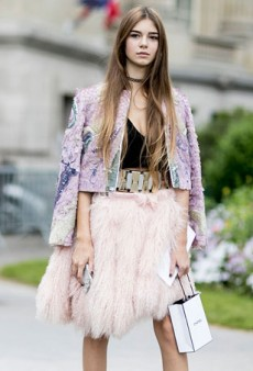 63 Amazing Street Style Snaps From Paris Haute Couture Fashion Week Fall 2016