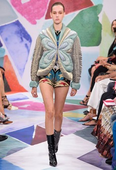 Schiaparelli Haute Couture Fall 2016 Runway