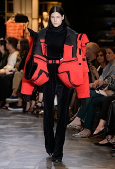 Vetements Haute Couture Fall 2016 Runway