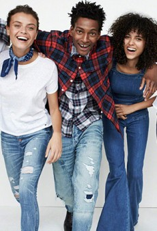 Abercrombie & Fitch Gets a Makeover With a New Inclusive Ad Campaign