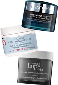 7 Night Creams for Flawless Skin While You Sleep