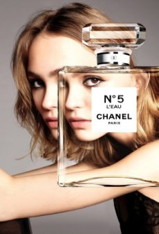 Is Lily-Rose Depp Worthy of Starring in Chanel's New No.5 L'Eau Fragrance Campaign? (Forum Buzz)