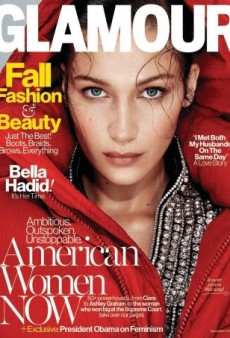 Bella Hadid Gives Glamour Its Best Cover in Decades This September (Forum Buzz)