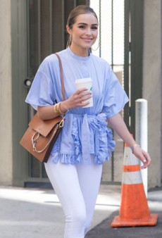 Denim Done White: How Celebs Are Wearing White Jeans