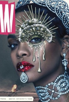 Rihanna and Steven Klein Give Us Two Gorgeous September Covers for W Magazine (Forum Buzz)