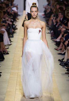 Christian Dior Spring 2017 Runway