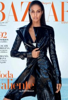 Joan Smalls Is Simply Flawless on the Cover of Harper's Bazaar Spain (Forum Buzz)
