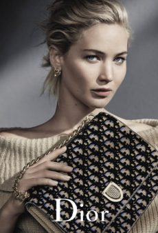 Jennifer Lawrence Proves (Once Again) She's No Dior Girl in This New Handbag Campaign (Forum Buzz)