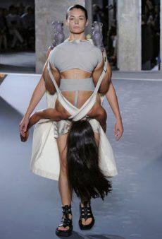 Performance Art's Fashion Invasion