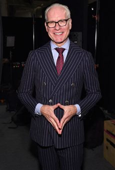 Tim Gunn Just Dragged the Fashion Industry for Failing Plus-Size Women