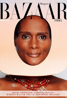 Transgender Models Tracey Africa and Geena Rocero Just Made History on the Cover of Harper's Bazaar India