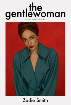 Zadie Smith Is The Gentlewoman's Refreshingly Intelligent Cover Subject (Forum Buzz)
