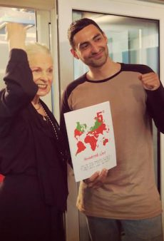 Hear Vivienne Westwood Make Her Rap Debut on a Song About Climate Change