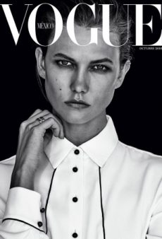 Karlie Kloss Gives Us Three Gorgeous Covers for Vogue Mexico's October Issue (Forum Buzz)