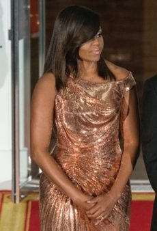 Michelle Obama's Best Looks Ever (Including That Versace Dress)