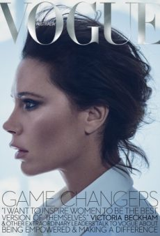 Victoria Beckham's Vogue Australia Cover Looks Like Every Other Victoria Beckham Cover (Forum Buzz)