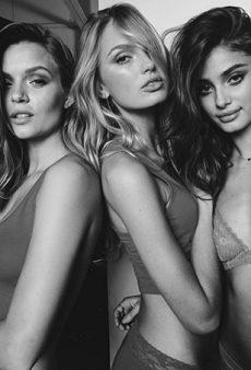 Watch: The 2016 Victoria's Secret Fashion Show Flies to Paris