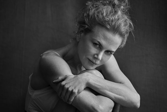 Nicole Kidman in the 2017 Pirelli Calendar