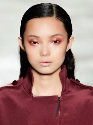 gabriel-colangelo-fall-2013-red-eyeshadow (1)