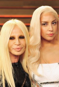 Apparently, Lady Gaga Is NOT Playing Donatella Versace in American Crime Story