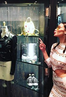 This Is Not a Drill: Bella Hadid Designed Her First Clothing Line