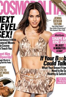 """A Midwestern Supermarket Chain Is Taking """"Pornographic"""" Cosmopolitan off Its Shelves"""
