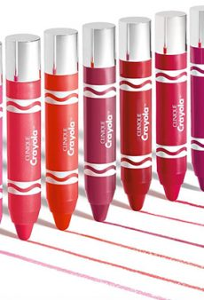 Here's Clinique's Awesome, Outside-the-Box Crayola Collab