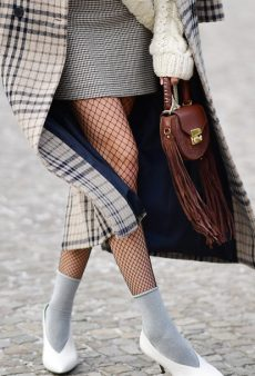 How to Style Fishnets Like a Pro
