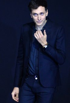 Hedi Slimane Is Changing Careers (for Now)