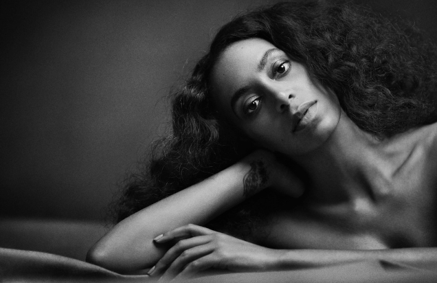 Interview February 2017 : Solange by Mikael Jansson