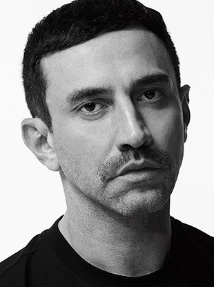 Riccardo Tisci leaves Givenchy.